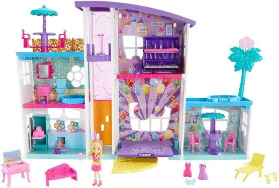 Mega Casa De Sorpresas Polly Pocket 1