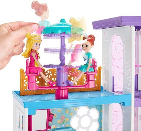 Mega Casa De Sorpresas Polly Pocket 2
