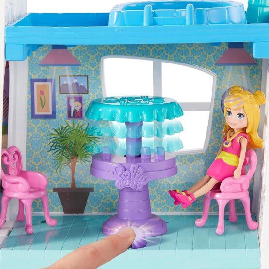 Mega Casa De Sorpresas Polly Pocket 3