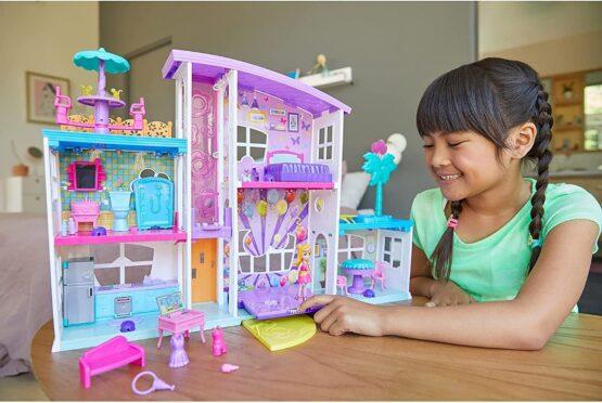 Mega Casa De Sorpresas Polly Pocket 6