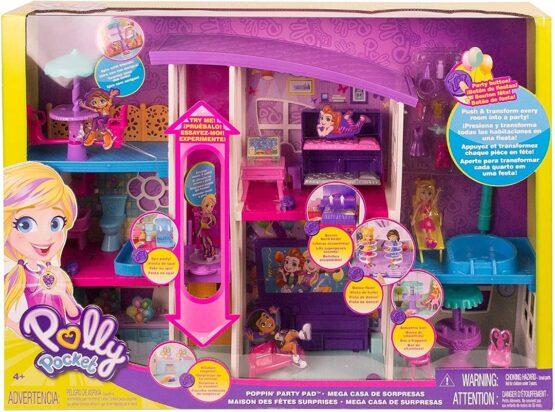 Mega Casa De Sorpresas Polly Pocket 7