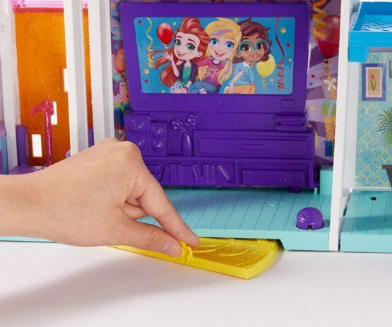 Mega Casa De Sorpresas Polly Pocket 8
