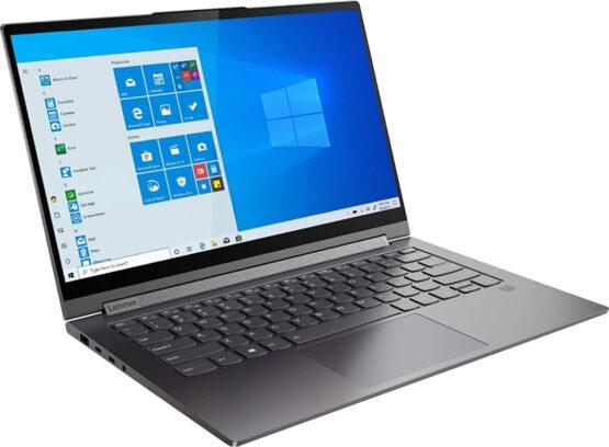 "Notebook Lenovo YOGA C940-14IIL 2 IN 1 / 14""/ i7-1065G7 / 512GB/ 12GB/ Touchscreen BT/ WIN10 1"