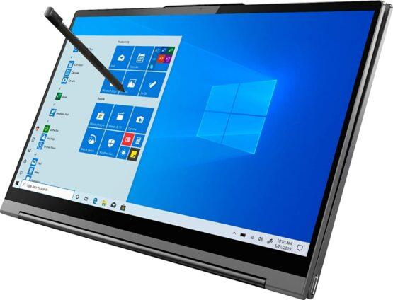 "Notebook Lenovo YOGA C940-14IIL 2 IN 1 / 14""/ i7-1065G7 / 512GB/ 12GB/ Touchscreen BT/ WIN10 4"