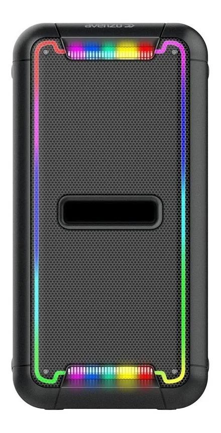 Parlante Avenzo Bluetooth Led y Micro 250W SP3201B 2