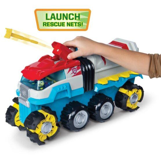 Patrulla de Cachorros Vehiculo Dino Team 4