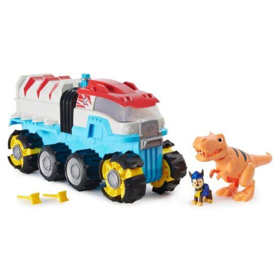 Patrulla de Cachorros Vehiculo Dino Team 1