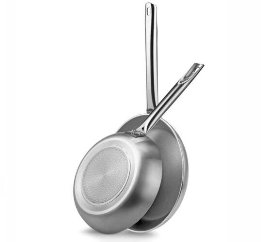 Sarten Pujadas de Aluminio Antiadherente Ceramico Diametro 28 Cm 2