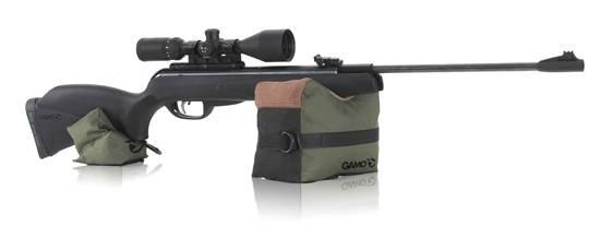 Saco de Tiro y Apoyo Gamo Para Rifles de Aire 3