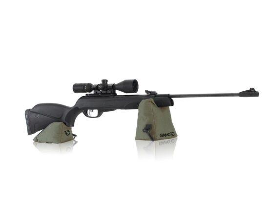 Saco de Tiro y apoyo Gamo Shooting BAG II Para Rifles de Aire 2