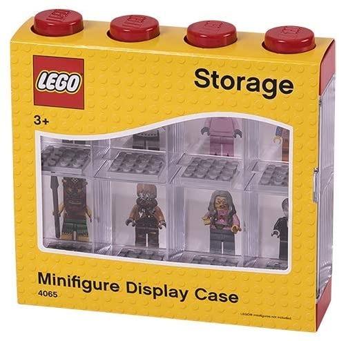 Vitrina Plastica Lego Minifigures 8 o 16 5