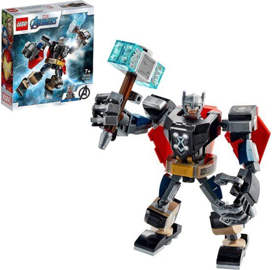 Armadura Robotica Lego de Thor 1