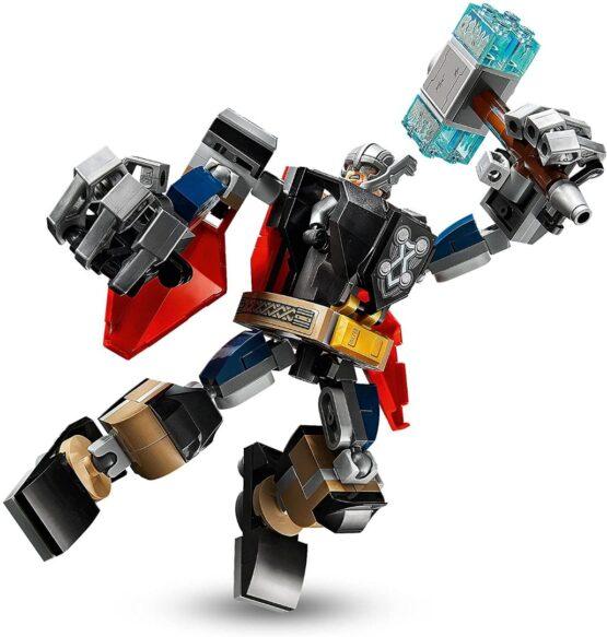 Armadura Robotica Lego de Thor 2