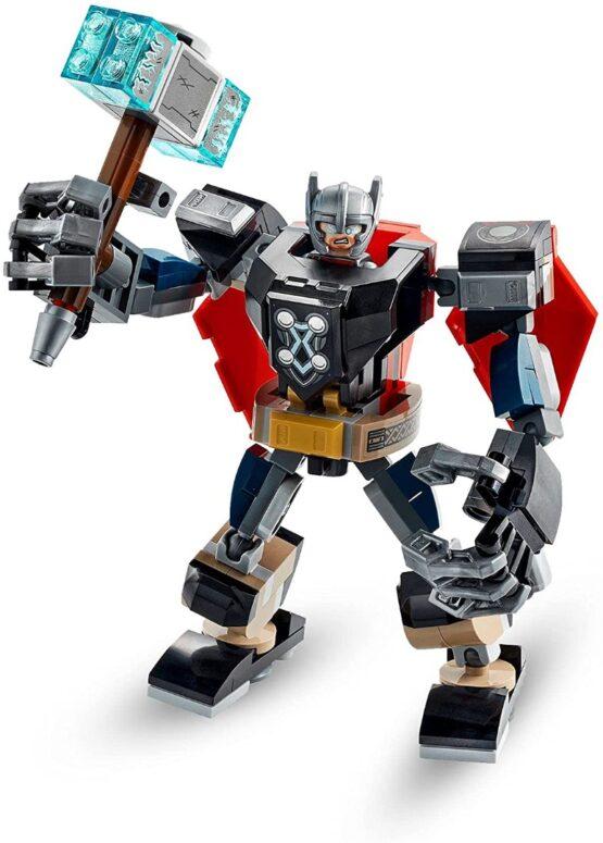 Armadura Robotica Lego de Thor 3
