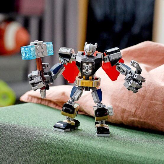 Armadura Robotica Lego de Thor 5