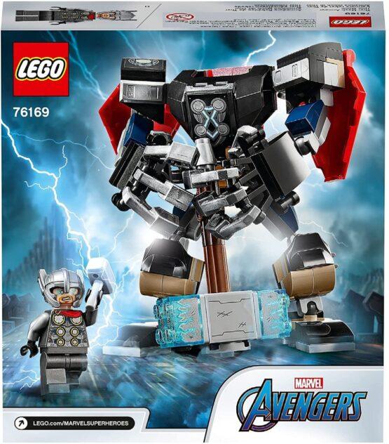 Armadura Robotica Lego de Thor 6