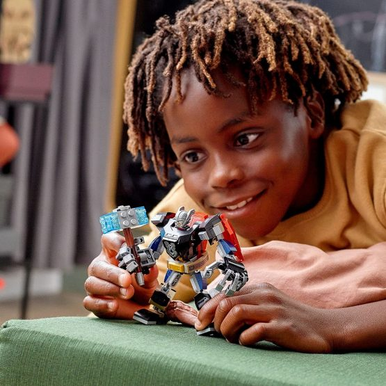 Armadura Robotica Lego de Thor 7