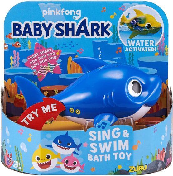 Pets Alive Robotic Baby Shark 1