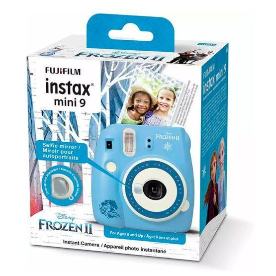 Camara Digital Fujifilm Instax Mini 9 Frozen II 4