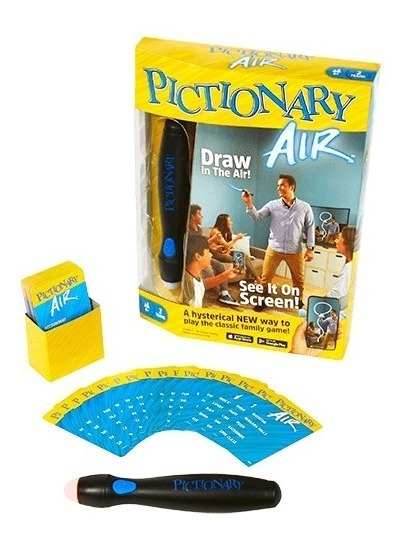 Pictionary - Air Mattel 1