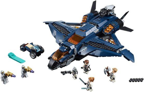 Lego Marvel Avengers Ultimate Quinjet 1