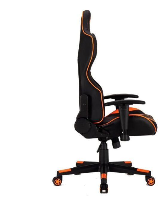 Silla Gamer Meetion Black + Orange/ Black + White MT-CHR15 3