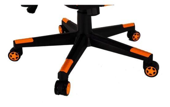 Silla Gamer Meetion Black + Orange/ Black + White MT-CHR15 6