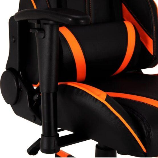 Silla Gamer Meetion Black + Orange/ Black + White MT-CHR15 7