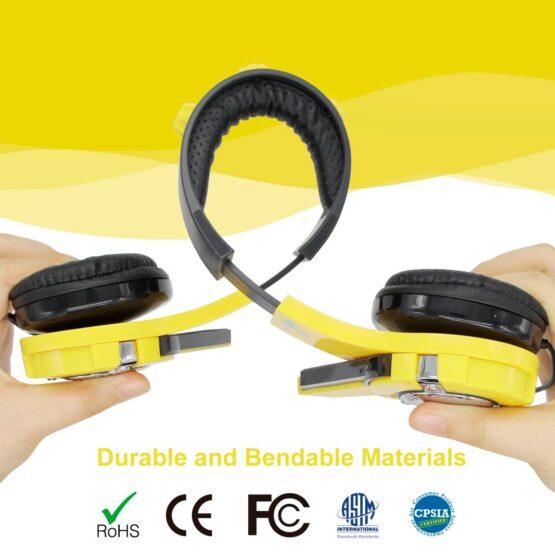 Vcom Auriculares para Niños The Hero Headphone DE803 6