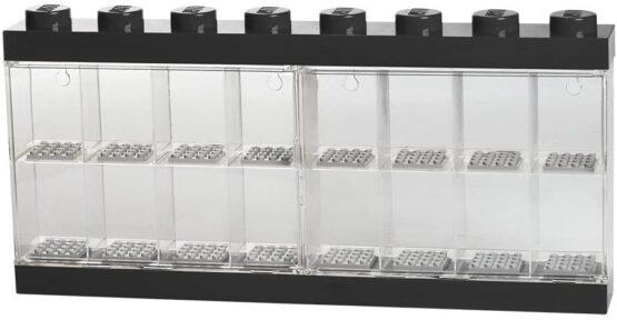 Vitrina Plastica Lego Minifigures 8 o 16 3