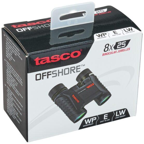Binoculares Tasco Offshore de 8X25 MM 5