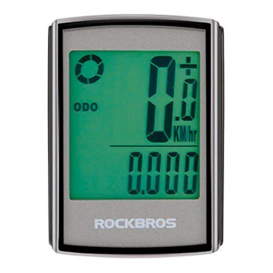 Ciclometro Rockbros BC18-L21 / 18 Funciones Ip65 1