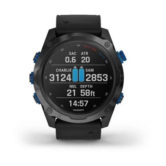 Ordenador de Buceo Garmin Descent MK2I Tipo Reloj 4