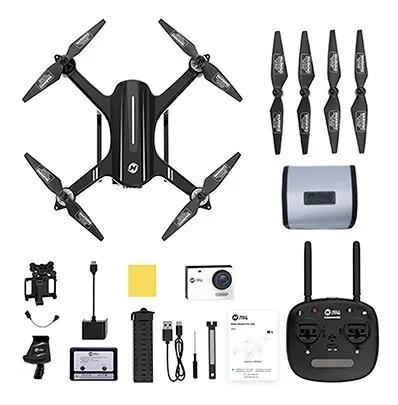 Drone Holy Stone HS700D con Retorno Automatico 4