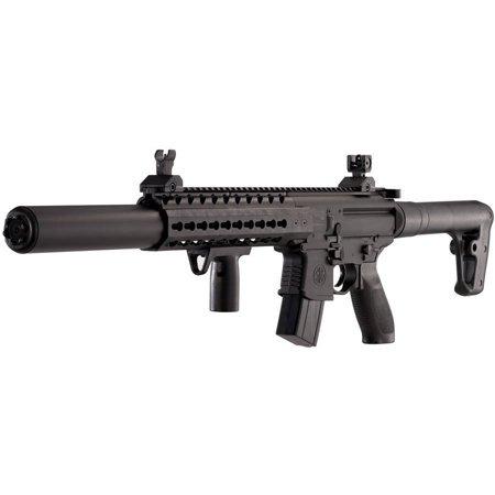 Fusil de Aire Comprimido Sig Sauer MCX Negro CAL. 4.5 1
