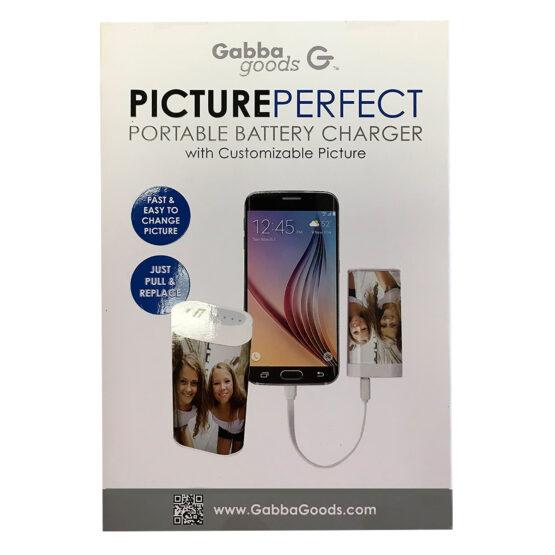 PowerBank Gabba Goods Picture Perfect 4000 mAh. 4