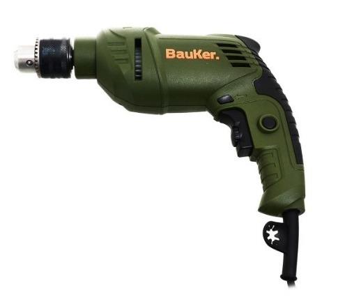 Taladro Percutor Bauker 600 w 13 mm con Accesorios 3