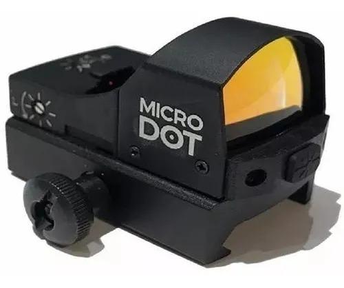 Mira Shilba Holografica Micro Dot Punto Rojo 1x28 1