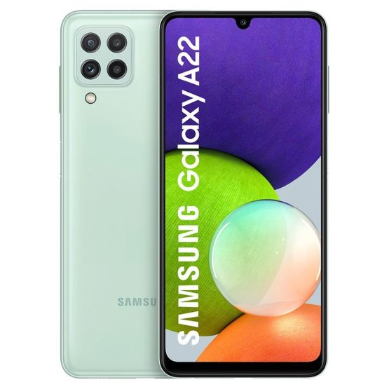 """Celular Samsung Galaxy A22/ 6,4""""/ 4Gb/ 128Gb/Cam 48mp 5"""