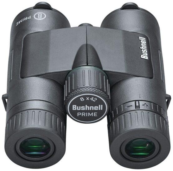 Binoculares Bushnell Prime 8x42 Black Roof Prism FMC WP/FP BX 6L 5