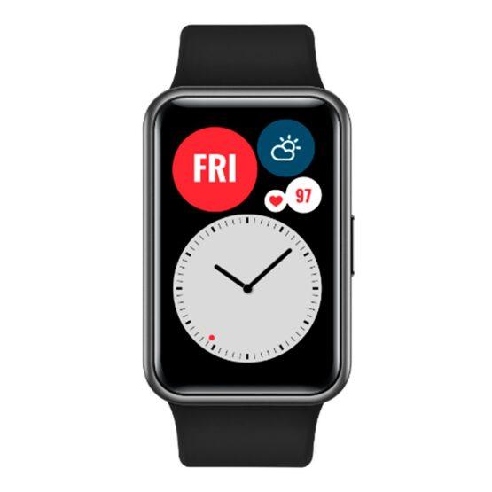 Reloj Inteligente Huawei Watch Fit 5atm Bluetooth Gps 5