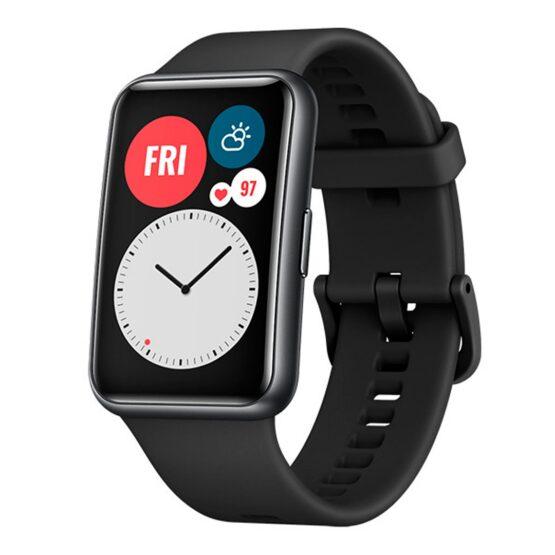 Reloj Inteligente Huawei Watch Fit 5atm Bluetooth Gps 4