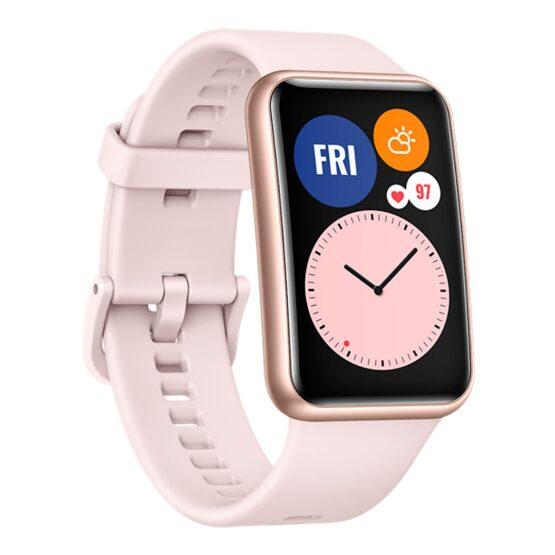 Reloj Inteligente Huawei Watch Fit 5atm Bluetooth Gps 1