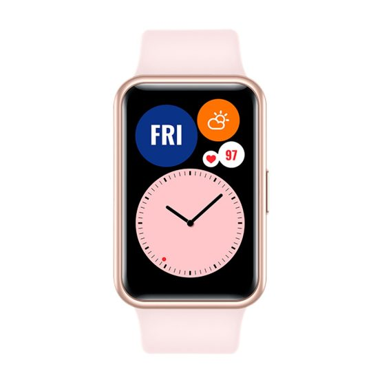 Reloj Inteligente Huawei Watch Fit 5atm Bluetooth Gps 3