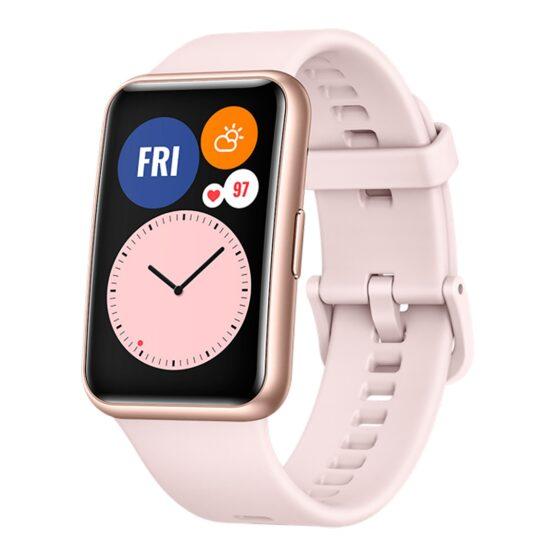 Reloj Inteligente Huawei Watch Fit 5atm Bluetooth Gps 2