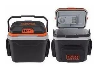 Heladera y Calentador Portatil Black+Decker 24 L 4