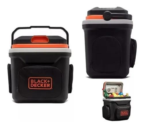 Heladera y Calentador Portatil Black+Decker 24 L 2