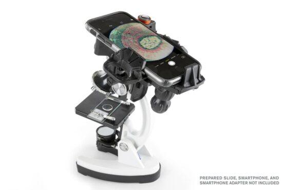 Kit de Microscopio Celestron Basico para Niños 5