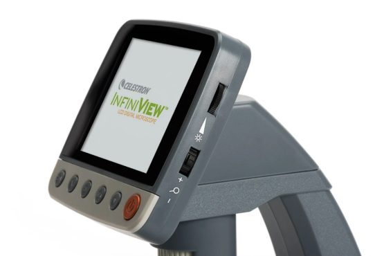 Microscopio Celestron Digital LCD Infinitiview 8