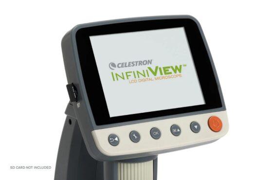 Microscopio Celestron Digital LCD Infinitiview 7